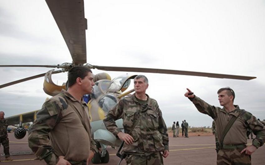 Fransa hərbçiləri Malidə 30-a yaxın terrorçunu zərərsizləşdirib