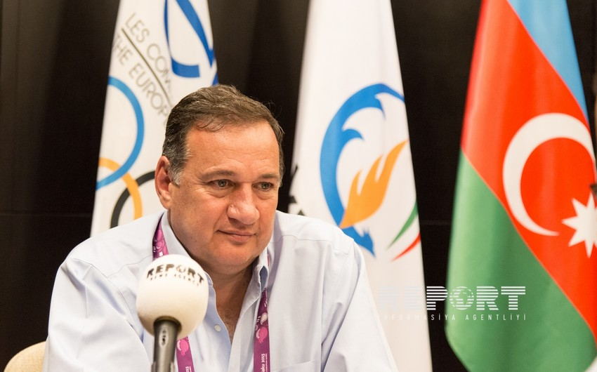 Chairman of EOC Coordination Commission: Level of sport in Azerbaijan has grown up