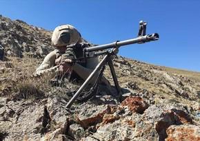 Türkiyə ordusu Suriyada PKK/YPG terrorçularını məhv edib