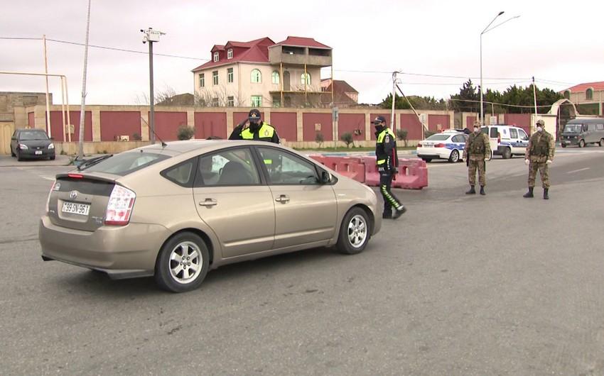10 şəhər və rayon sərt karantin rejimi zonasından çıxarıldı