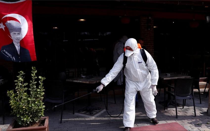 В Турции от коронавируса за сутки умерли всего 47 человек