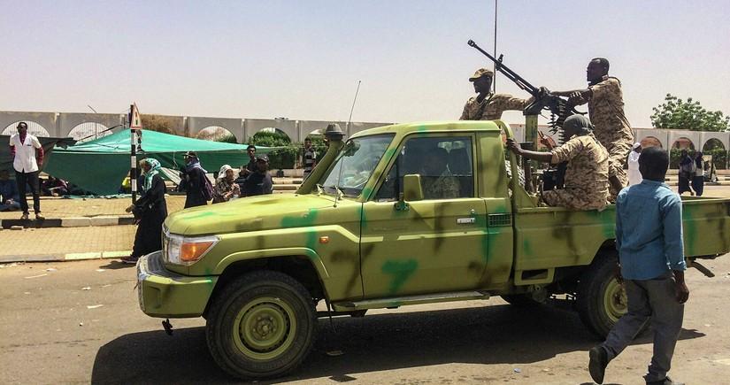 Sudanda İŞİD-ə qarşı əməliyyat zamanı bir neçə hərbçi həlak olub