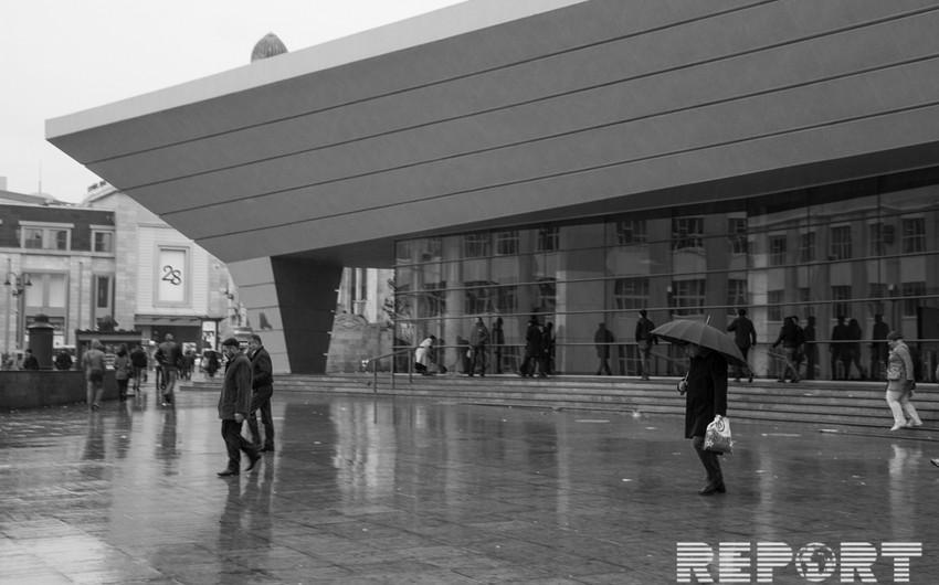 Azərbaycanda müşahidə olunan faktiki hava şəraiti açıqlanıb: leysan xarakterli intensiv yağış yağıb
