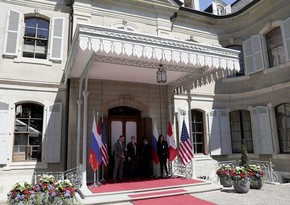 Putin-Biden meeting starts in Geneva