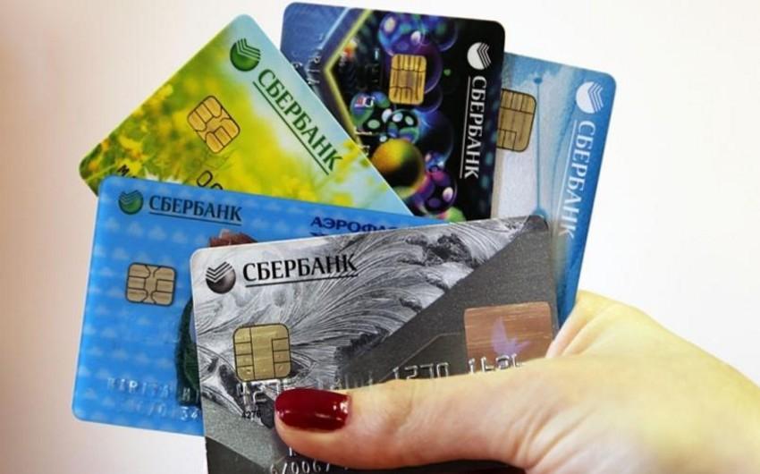 Rusiya bankları kreditləşməni 22% artırıb