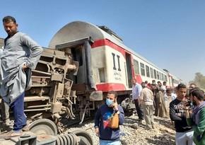 Misirdə qatarların toqquşması zamanı yaralananların sayı 100 nəfəri ötüb, ölənlər var - YENİLƏNİB