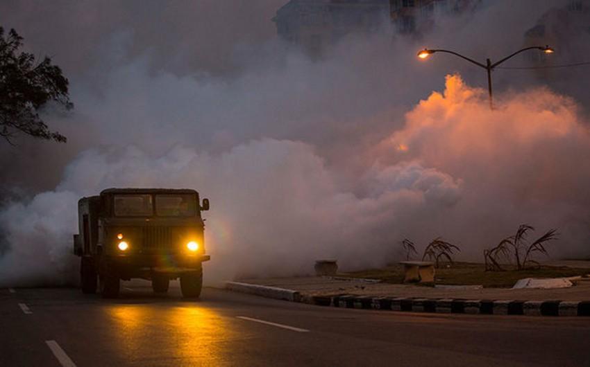 В ДТП на Кубе пострадали 37 человек