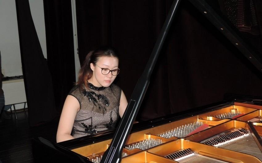 Şamaxıda dünyanın məşhur pianoçularının konsert proqramı olub - FOTO