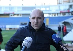 Samir Abasov: Qarabağın itirəcəyi xal bizə stimul verir