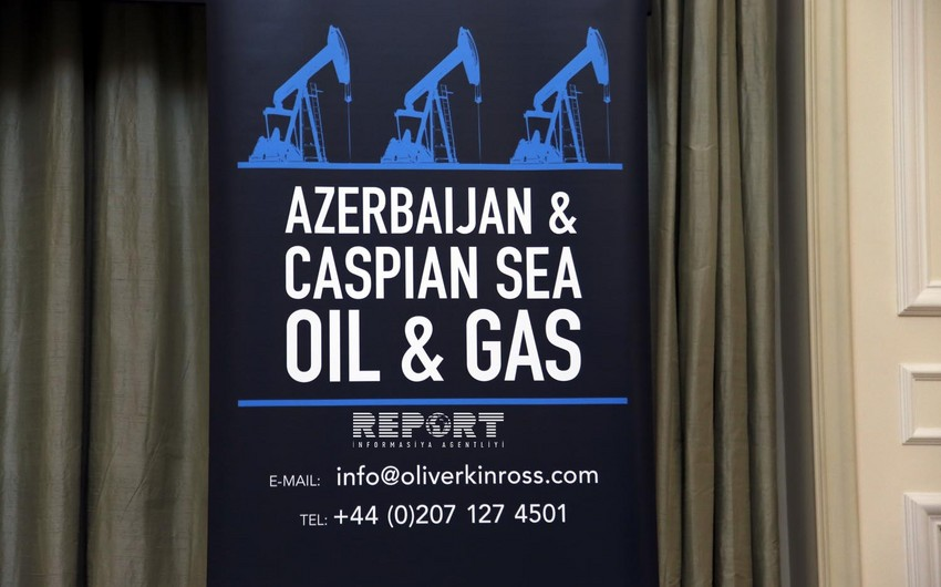 Bakıda Azərbaycan və Xəzər dənizi Neft-Qaz Həftəsi tədbirlərinə start verilib