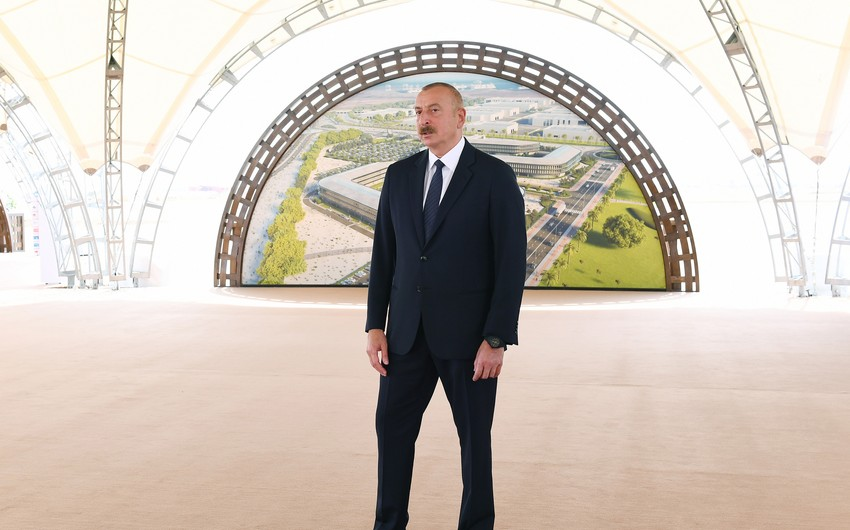 İlham Əliyev: Son illərdə Azərbaycanda çox güclü kadr potensialı yaradılıb