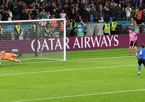 ЕВРО-2020: Италия вышла в финал, обыграв Испанию в серии пенальти