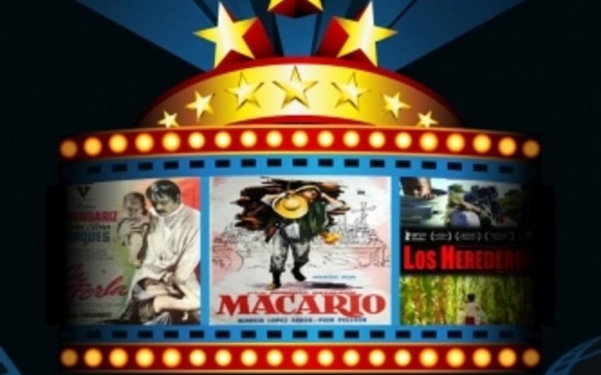 Bakıda Meksika kinosu günlərinin açılışı olub