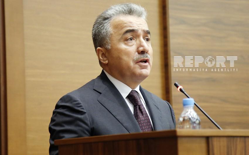 """Zeynal Nağdəliyev """"Şöhrət"""" ordeni ilə təltif edilib"""