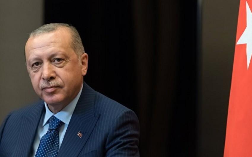Ərdoğan ABŞ-ı PKK-nın Suriya qoluna dəstək verməkdə ittiham edib