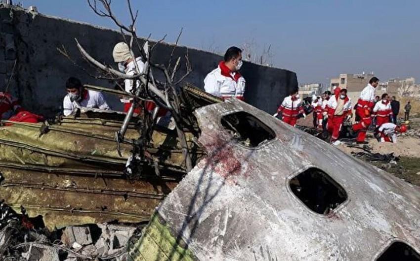 """Beş ölkə """"Boeing"""" təyyarəsinin vurulmasına görə İrandan kompensasiya tələb edib"""