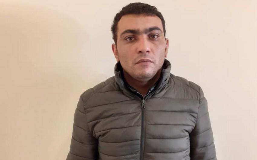 В Гяндже задержан наркоторговец