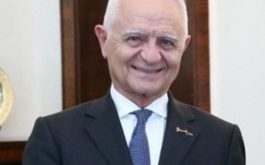 Qurbanqulu Berdıməhəmmədov Azərbaycan səfirini qəbul edib