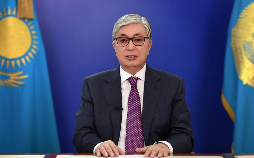 """Qazaxıstan prezidenti: """"Bu, regionda sülhün bərqərar olmasına yardım edəcək"""""""