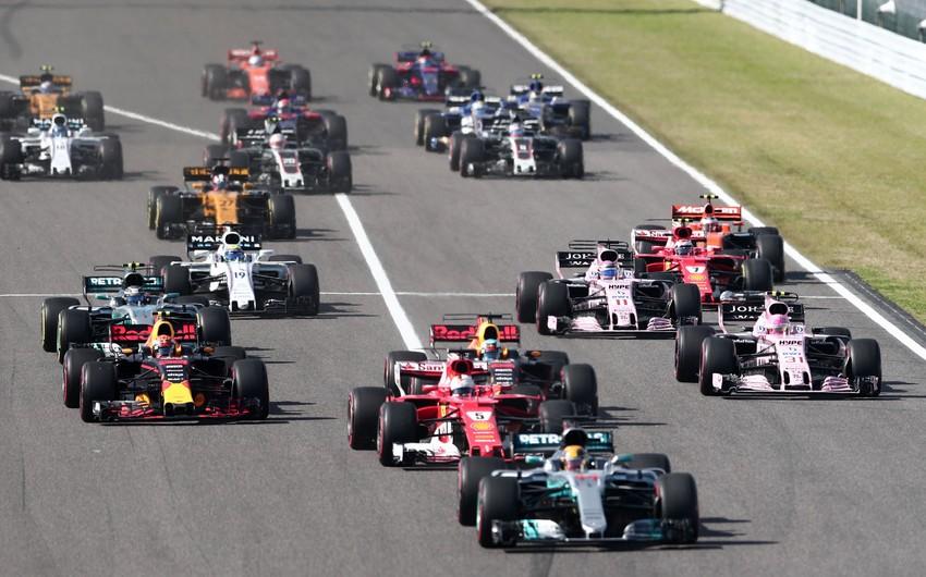 Daha bir Formula 1 yarışı ləğv olundu