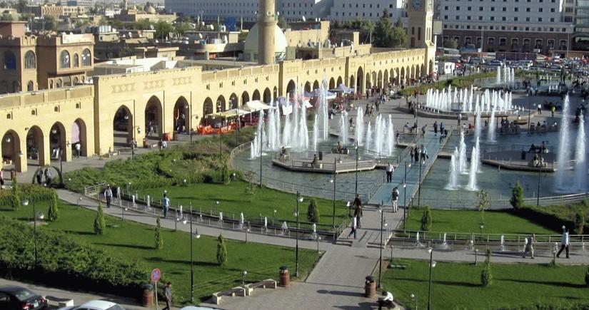 İraqın şimalında Ermənistanın Baş Konsulluğu açılıb