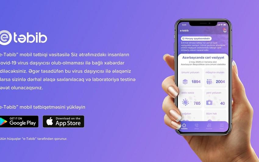 """""""E-Təbib"""" mobil tətbiqi vasitəsilə icazə qaydaları müəyyənləşdi"""