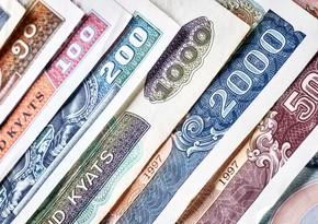 Azərbaycan Mərkəzi Bankının valyuta məzənnələri (09.02.2021)