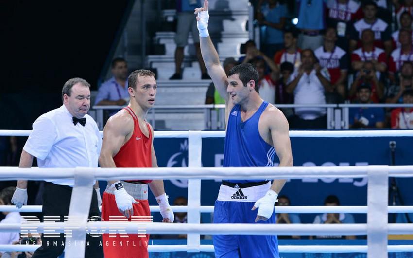 Azərbaycan komanda hesabında boks yarışlarının qalibi olub - CƏDVƏL