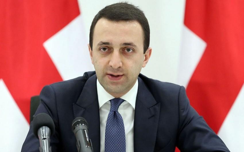 Gürcüstanın sabiq baş naziri siyasətə qayıdıb