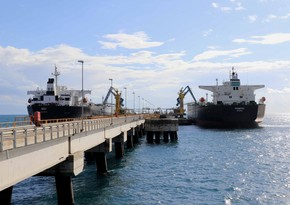 More than 103 million barrels of BTC oil shipped from Turkey's Ceyhan port