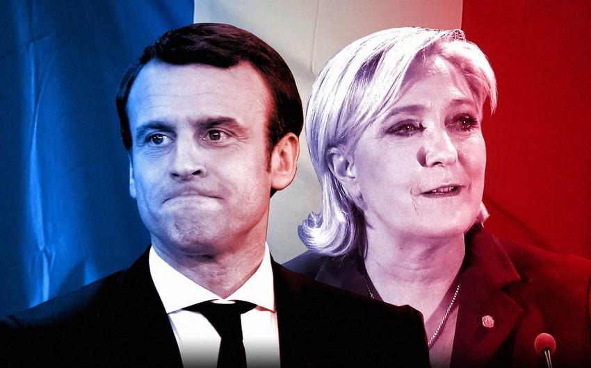 Fransa prezidentliyinə namizəd barəsində məxfi materialların yayıldığı iddia edilir