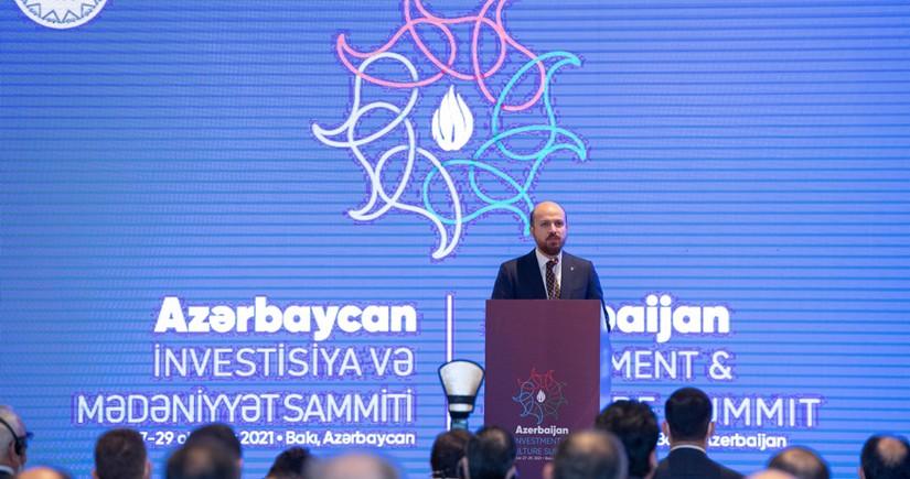 Bilal Ərdoğan: Qarabağ Avropa - Asiya coğrafiyasında mühüm mədəni mərkəzdir