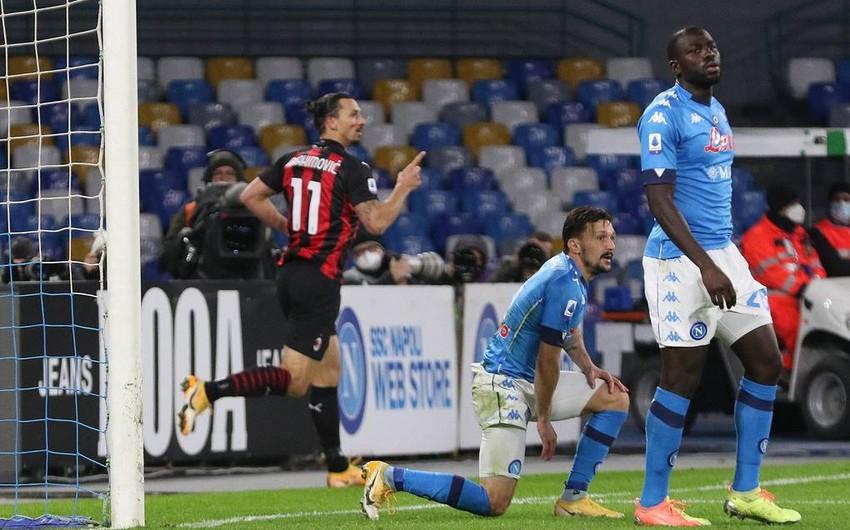 Zlatan İbrahimoviç Milanda yeni rekorda imza atdı