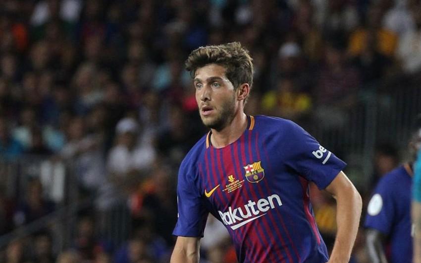 Серхи Роберто может получить пожизненный контракт в Барселоне
