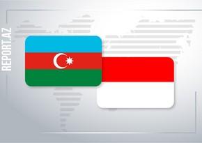 Azərbaycan XİN İndoneziyanı təbrik etdi