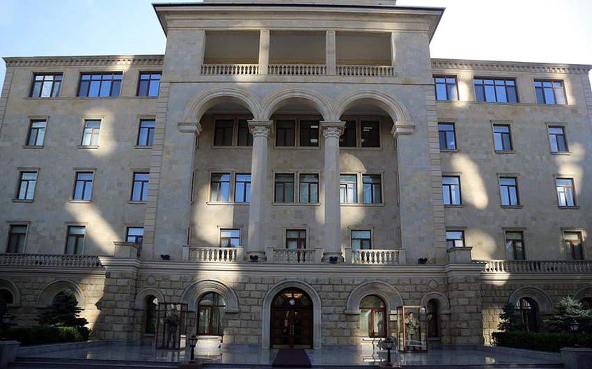Минобороны Азербайджана обратилось к родителям военнослужащих