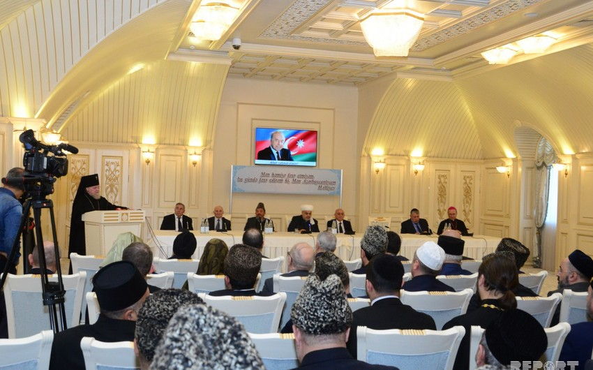 CMO hosts event dedicated to memory of national leader Heydar Aliyev