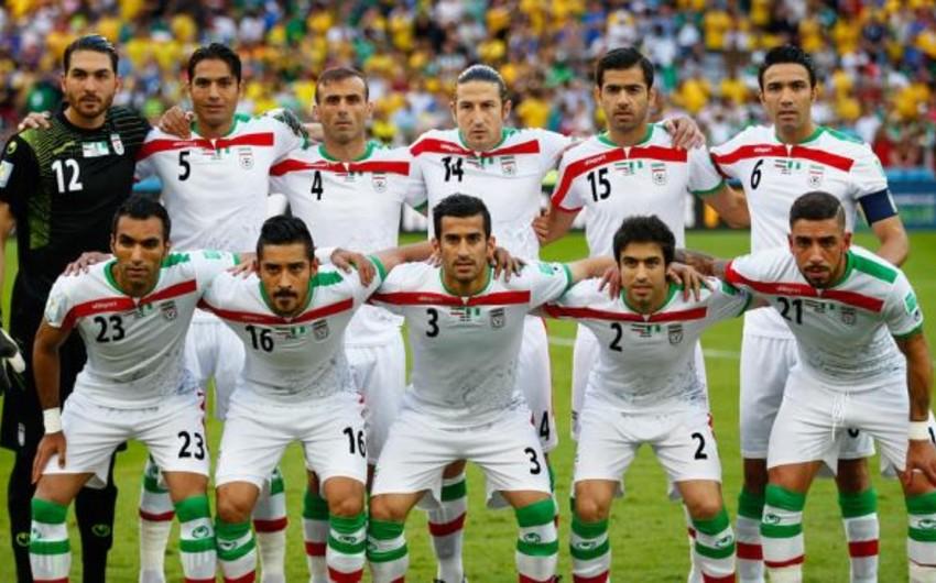 İranın futbol üzrə yığması Ermənistan komandası ilə yoldaşlıq görüşü keçirəcək