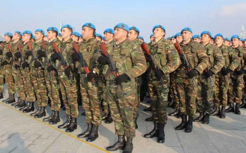 Daxili Qoşunların bir qrup hərbi qulluqçusu təltif edilib - SİYAHI