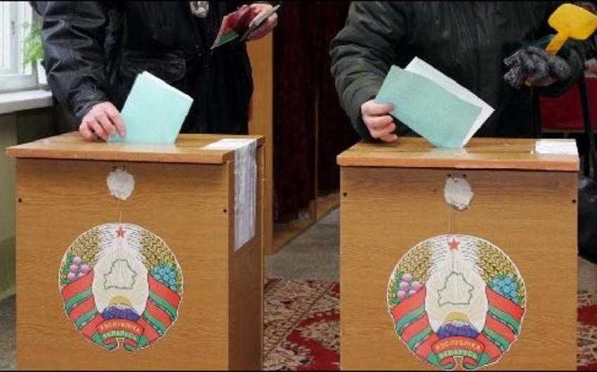 Belarusda prezident seçkisinin noyabrda keçirilməsi planlaşdırılıb