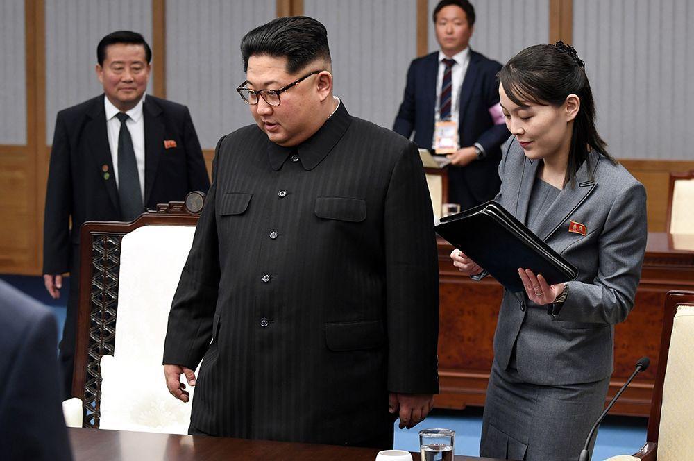 Kim Çen In və Kim Yo Çjon