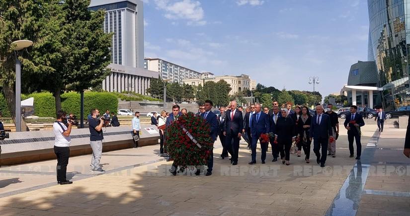 Numan Kurtulmuş: AKP və YAP əlaqələrinin inkişaf etdirilməsi istiqamətindəciddi görüşlərimiz olacaq