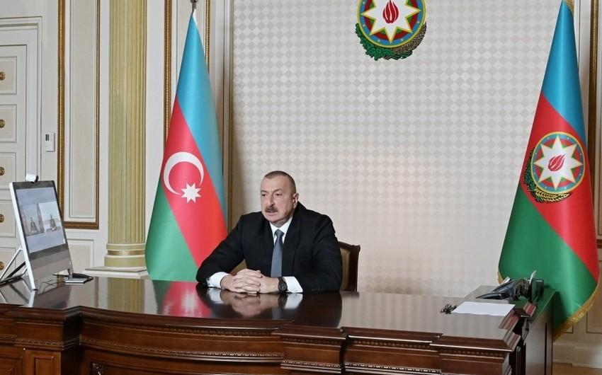 Prezident: Tutulan icra hakimiyyəti başçısının beşi də çirkin əməllərlə məşğul olub