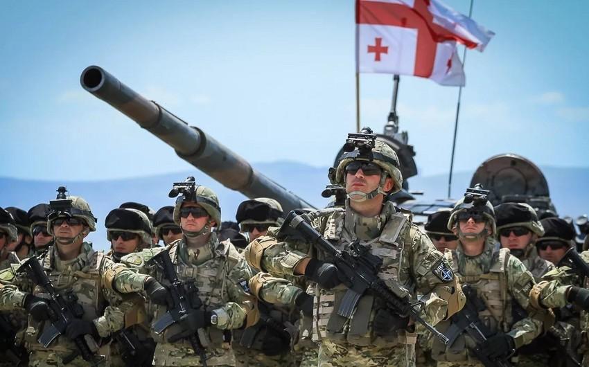ABŞ-ın dəstəyi ilə Gürcüstanda hərbi təlim keçiriləcək