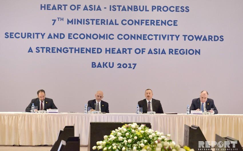 Əfqanıstan prezidenti: Azərbaycan sülhməramlıları təhlükəsizliyimizə töhfə verir