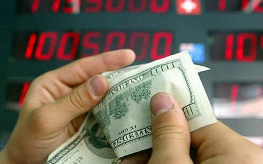 US-dollar rate at today's foreign exchange auction exceeds 1.71AZN