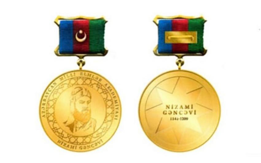 Scientists awarded Nizami Ganjavi Gold Medal named