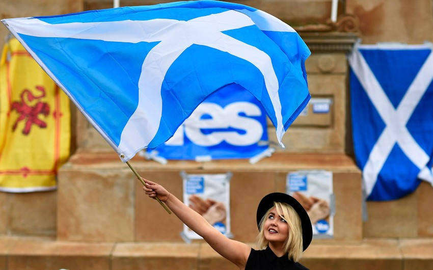 Scottish nationalists win elections