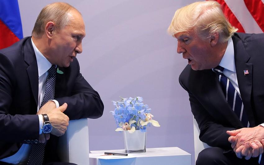 Песков: Началась подготовка встречи Путина и Трампа