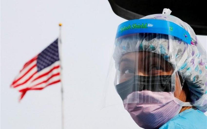 ABŞ-da pandemiya qurbanlarının sayı 64 mini ötdü